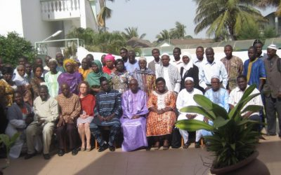 Supporting INDC development in The Gambia